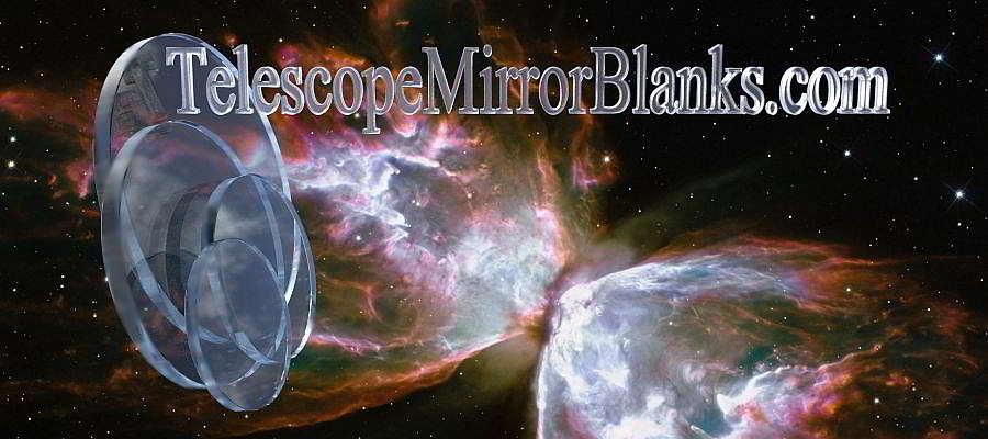 Telescope Mirror Blanks Telescopemirrorblanks Com